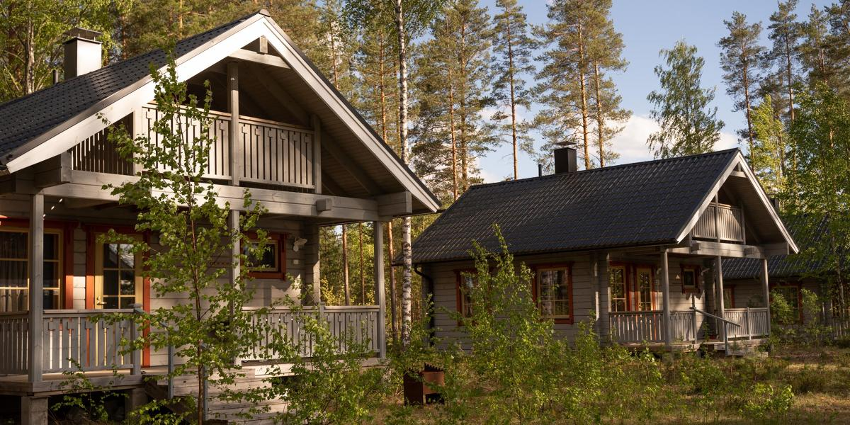 Holiday Village Kukkapää.  �3